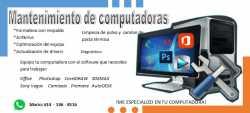 Mantenimiento de Computadoras En Chihuahua