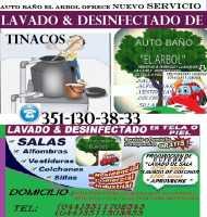 Lavados de Salas, Tapicerias de Autos, Tinacos y Cisternas a Domicilio