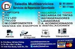 SERVICIOS DE MANENIMIENTO CORRECTIVO Y PREVENTIVO A MINISPLITS Y ELECTRODOMESTICOS Y TV
