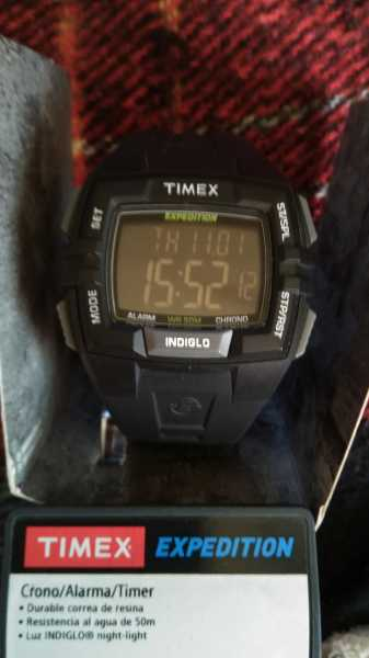 Timex expedition t49900