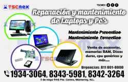 REPARACION Y MANTENIMIENTO DE COMPUTADORAS