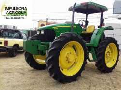 tractor john deere modelo 5725 año 2011