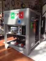 COMPRESOR DE TORNILLO DE 15 HP MARCA FERMON 220/440V
