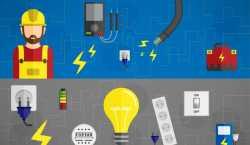 Electricista electricidad sistemas