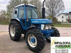 Tractor Agricola Ford 5610 modelo 2002