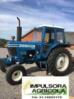 Tractor Agricola Ford 6700 modelo 1991