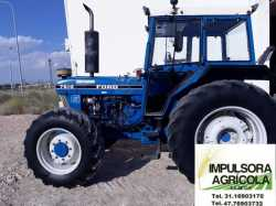 Tractor Agricola Ford 7610 modelo 1992