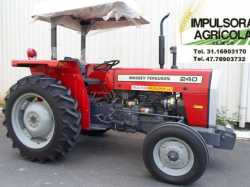 Tractor Agricola Massey Ferguson 240 modelo 2016