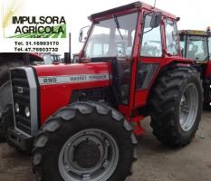 Tractor Agricola Massey Ferguson 290 modelo 2011