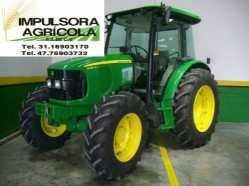 Tractor Agricola John Deere 5080m modelo 2009