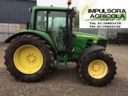 Tractor Agricola John Deere 6430 modelo 2011