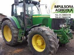 Tractor Agricola John Deere 6920s modelo 2006