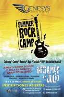 Curso De Verano para Niños y Jóvenes Especializado en Bandas de Rock, Vocales y DJ en Naucalpan, Sat