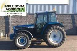 tractor agricola 7740 modelo 2001