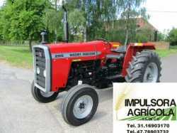 tractor agricola Massey Ferguson 265 modelo 2009