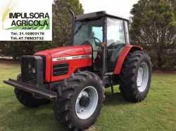 Tractor Massey Ferguson 4255 Modelo 2009