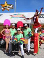 Shows para fiestas /Animadores de eventos / Batucada, Zanqueros y Más