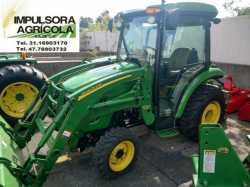 Tractor Agricola John Deere 3720 Modelo 2012