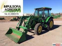 Tractor Agricola John Deere 5075m Modelo 2009