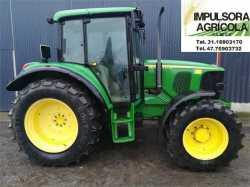 Tractor Agricola John Deere 5820 Modelo 2010