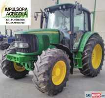Tractor Agricola John Deere 6420s Modelo 2004