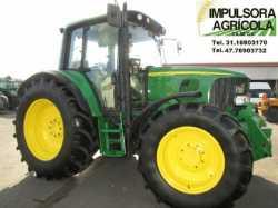 Tractor Agricola John Deere 6420s Modelo 2008