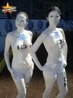 Servicio de Estatuas vivientes y Body Paint