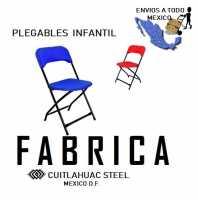 Fabrica de muebles Cuitlahuac Steel