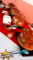 Taquizas: Guisos, Trompo de carne árabe y al pastor, tacos de carne asada