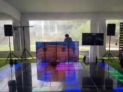 Dj, Iluminación, audio, pista iluminada / Fiestas, Eventos