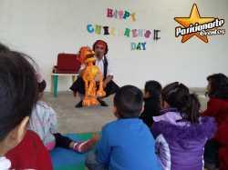 Shows infantiles: Payaso y Cuentacuentos
