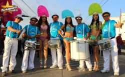 Batucada brasileña / Animación Xv años, Bodas, Cumpleaños, Eventos, Fiestas