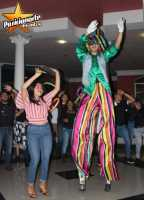 Show de Zanqueros en Puebla / XV años y Bodas