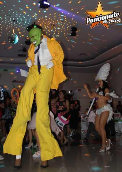 Show de Zanqueros / XV años y Bodas / Fiestas y Eventos