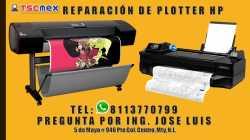 Reparación de Plotter
