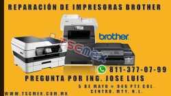 Reparación de Impresoras Brother