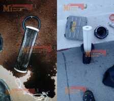 Limpieza de Tinaco y Cisterna