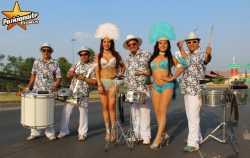 Show de Batucada Brasileña:  XV años, Bodas, Fiestas y Eventos