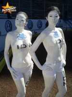Body painting para Eventos