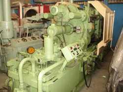 Inyectora de aluminio IDRA 200 toneladas
