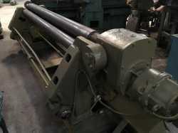 Roladora para placa, manufactura rusa, 2500 x 10 mm