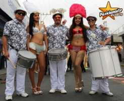 Batucada Brasileña: Show / Fiestas / XV años / Bodas / Zanqueros