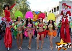 Batucada y Zanqueros: Show Desfiles y Caravanas