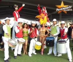 Zanqueros y Batucada Brasileña / Eventos y Activaciones