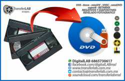 VHS a DVD!! No pierdas tus recuerdos Mexicali