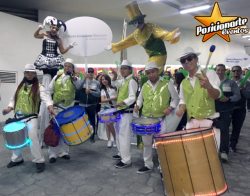 Zanqueros / Batucada / Activaciones / Eventos