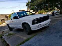 PICKUP KING CAB  96 CHEVROLET S10  4.3 AMERICANO