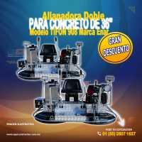 ALLANADORA TIFON 908 DUPLA - EQUICONSTRUCTOR
