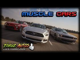 MUSCLE CARS | Autos Potentes